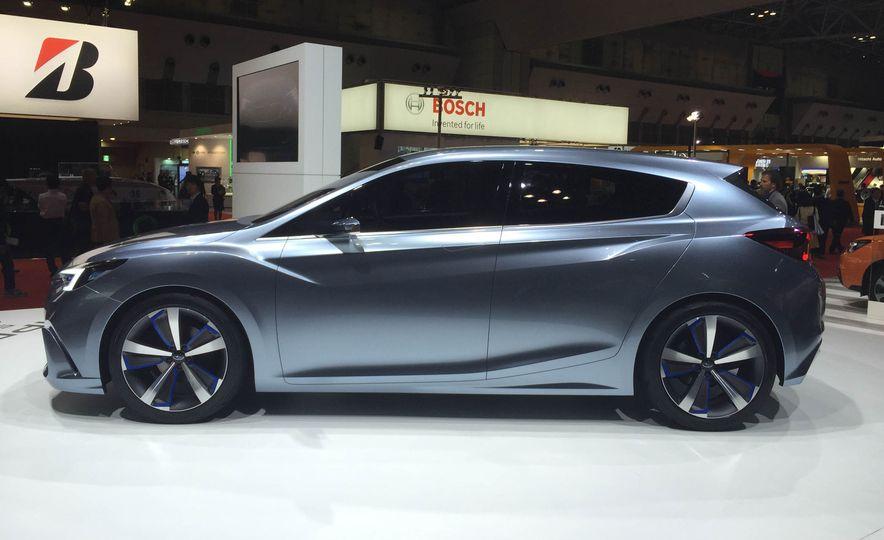 Subaru Impreza concept - Slide 8