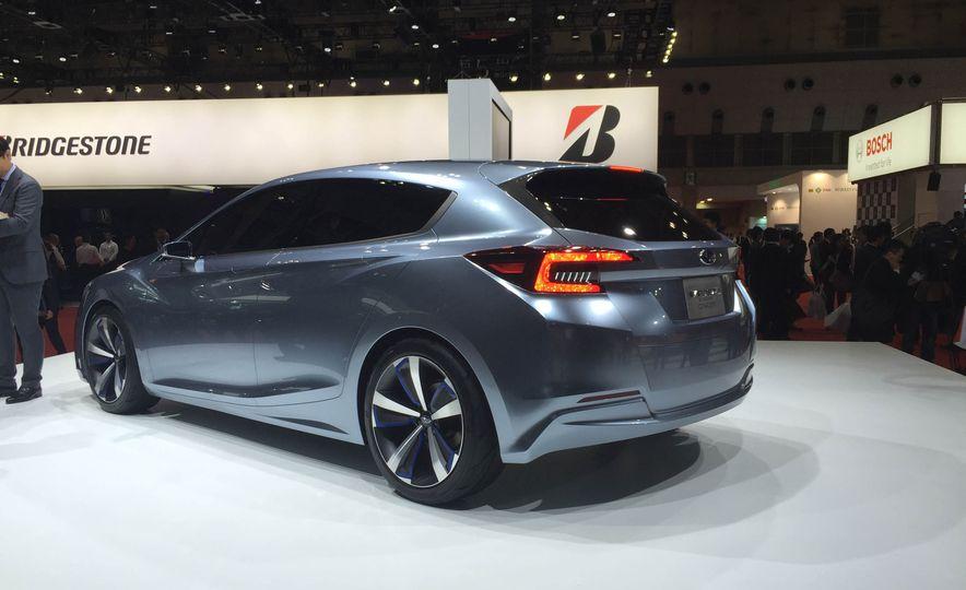 Subaru Impreza concept - Slide 9