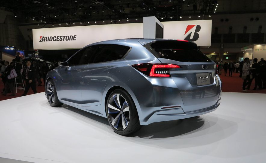 Subaru Impreza concept - Slide 10
