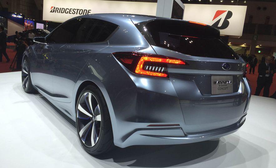 Subaru Impreza concept - Slide 11