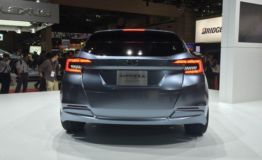 Subaru Impreza concept - Slide 12