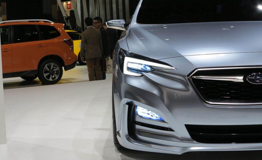 Subaru Impreza concept - Slide 15