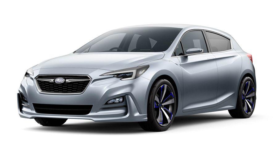 Subaru Impreza concept - Slide 19