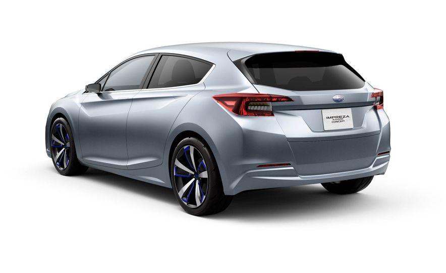 Subaru Impreza concept - Slide 20