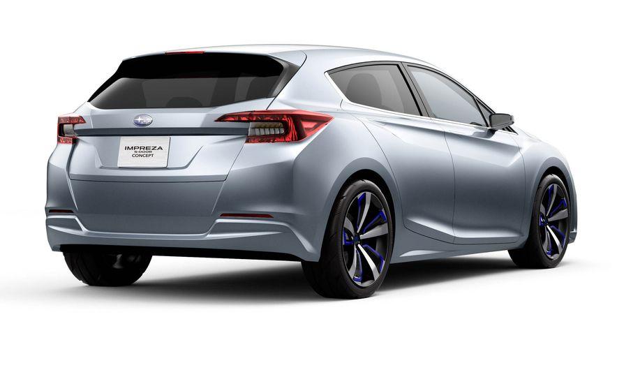 Subaru Impreza concept - Slide 21