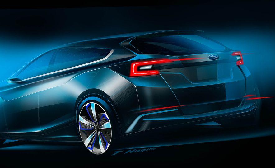 Subaru Impreza concept - Slide 23