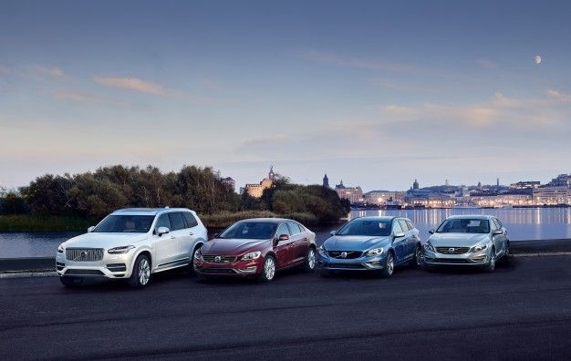 Volvo Details New Small-Car Platform, Electrification Plans
