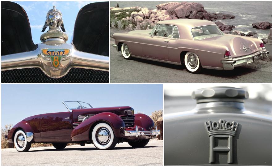 10 Luxury Car Brands That Time Forgot - Slide 1