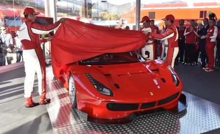 The Ferrari 488GTB Has Been Weaponized: GT3 and GTE Racers Unveiled