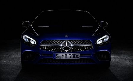 Droopy No More? Mercedes Prepares to Refresh the SL-class, Releases Teaser