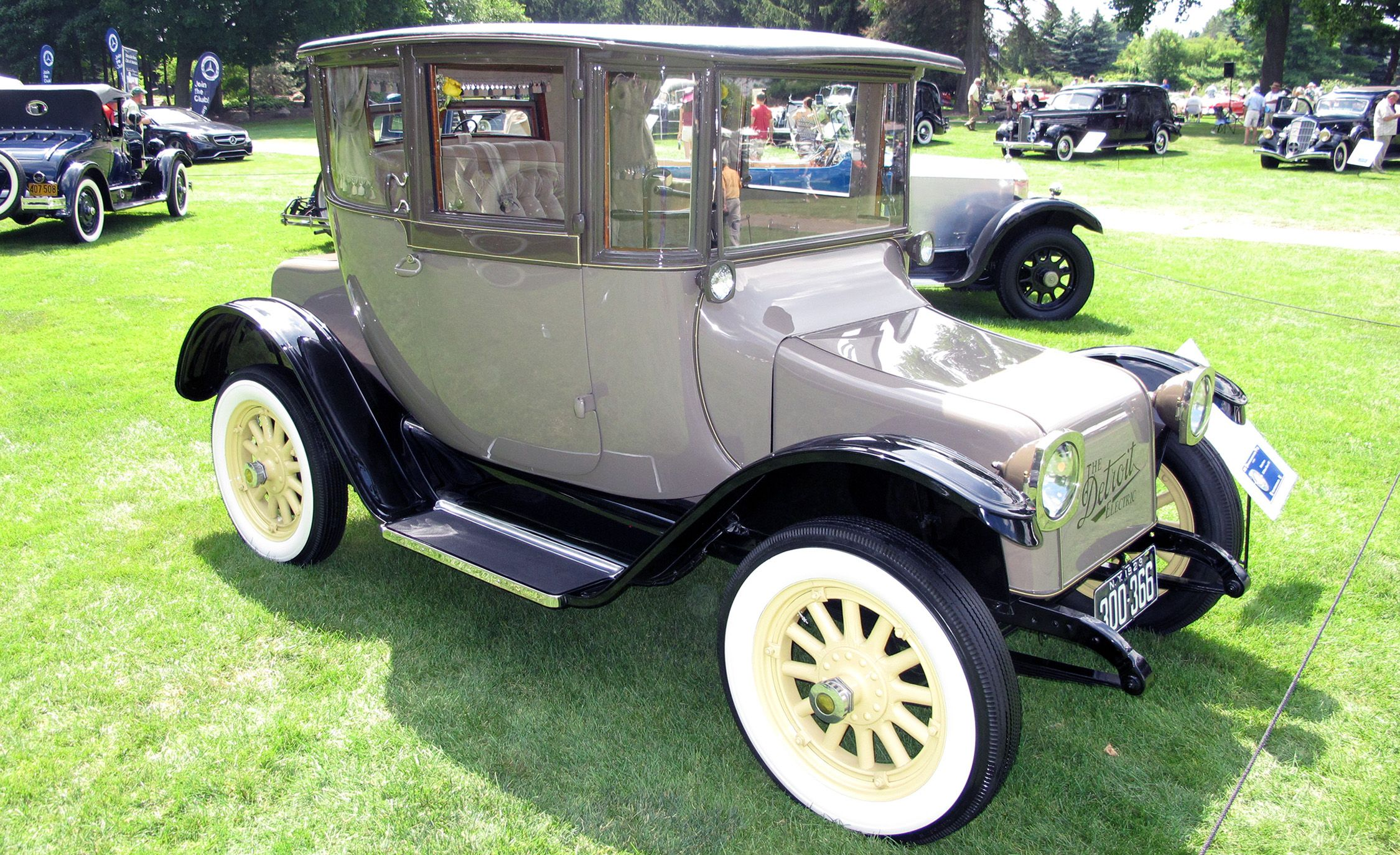 Worth the Watt: A Brief History of the Electric Car, 1830 to Present ...