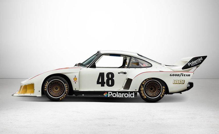 1977 Porsche 935 race car and Magirus transport truck - Slide 5