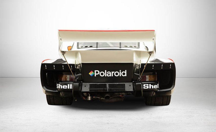 1977 Porsche 935 race car and Magirus transport truck - Slide 8