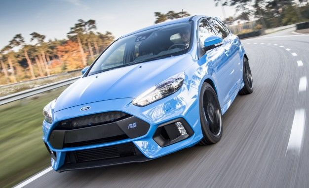2016 Ford Focus RS Photo Gallery
