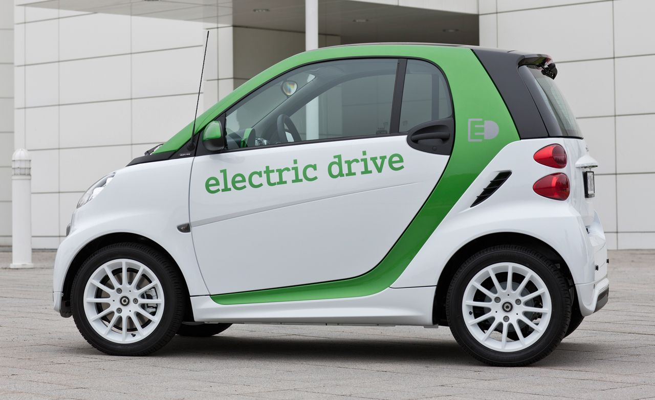 Worth the Watt: A Brief History of the Electric Car, 1830 ...