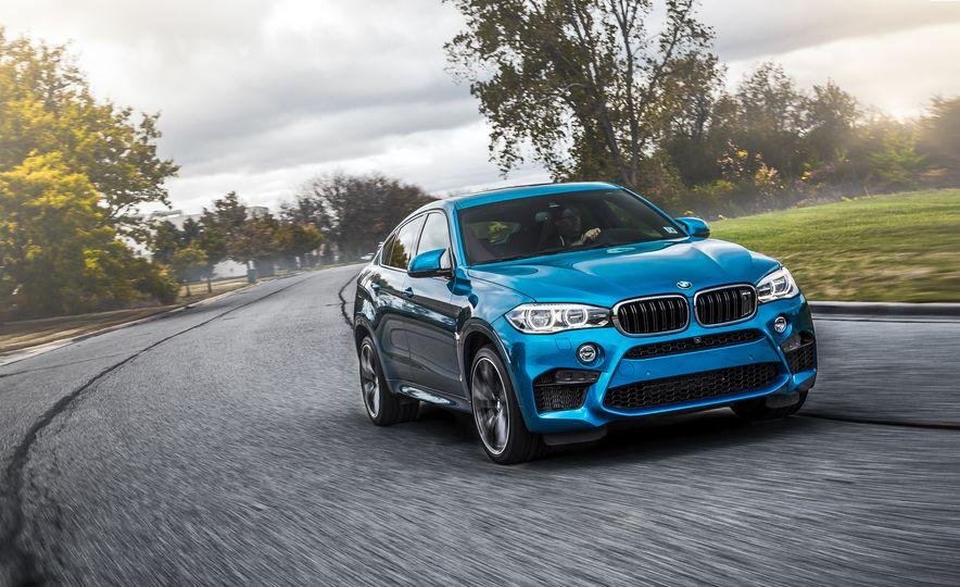 2015 BMW X6 M - Slide 1