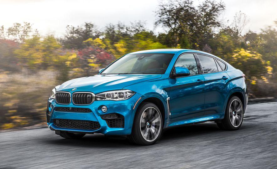 2015 BMW X6 M - Slide 2