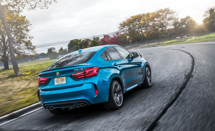 2015 BMW X6 M - Slide 3