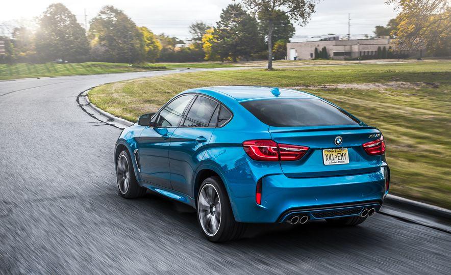 2015 BMW X6 M - Slide 4