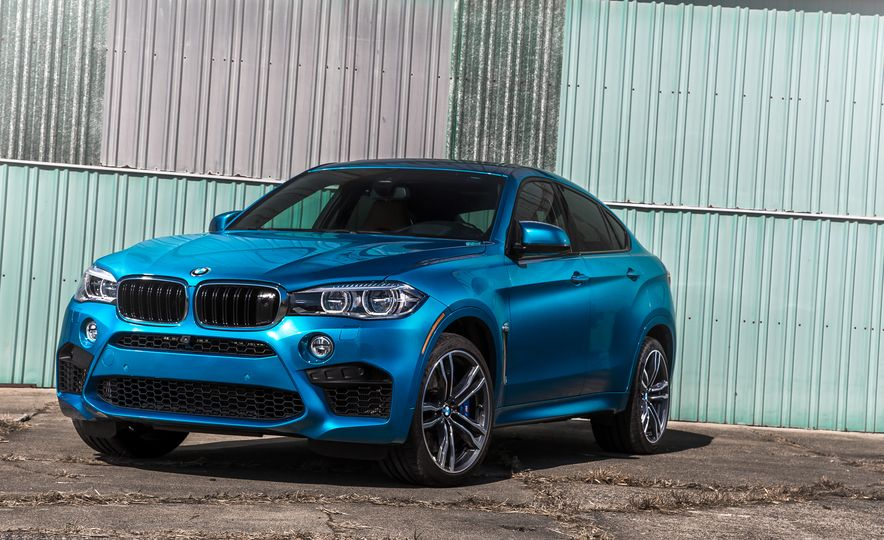 2015 BMW X6 M - Slide 5