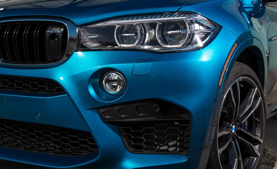2015 BMW X6 M - Slide 7
