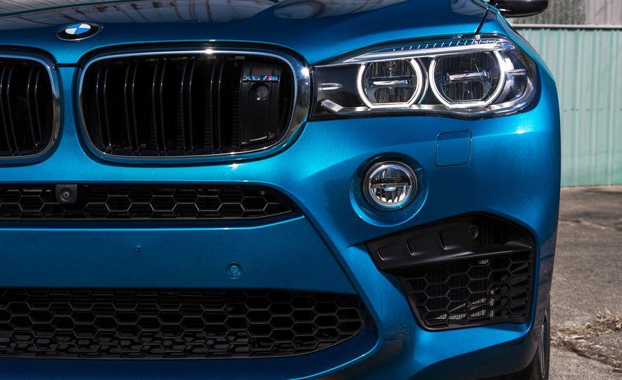 2015 BMW X6 M - Slide 8