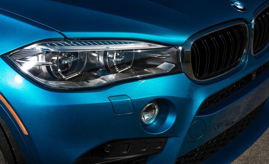2015 BMW X6 M - Slide 9