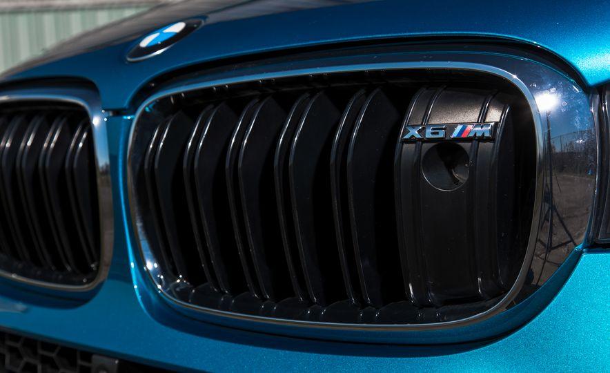 2015 BMW X6 M - Slide 11