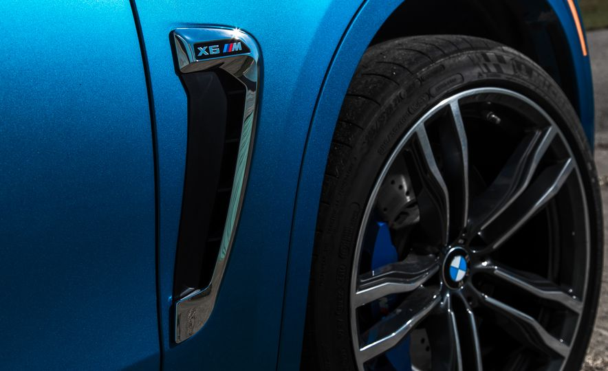 2015 BMW X6 M - Slide 13