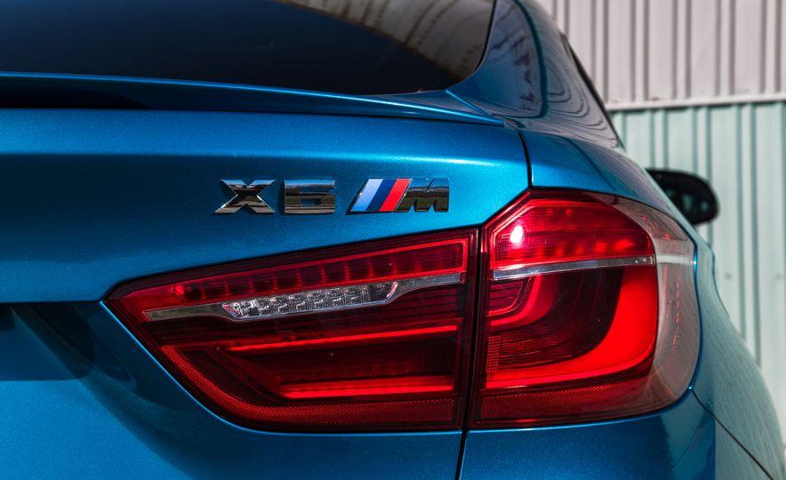 2015 BMW X6 M - Slide 15