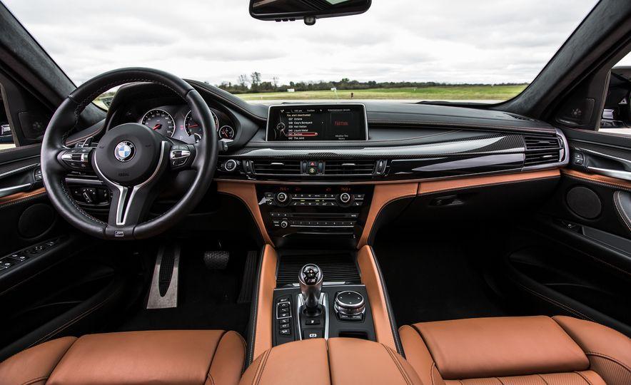 2015 BMW X6 M - Slide 22