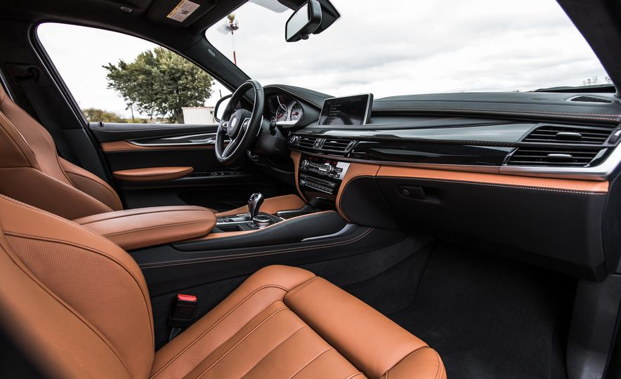 2015 BMW X6 M - Slide 23