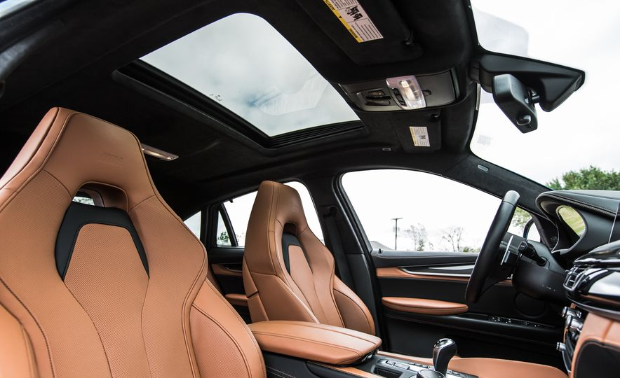 2015 BMW X6 M - Slide 25