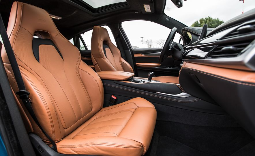 2015 BMW X6 M - Slide 26