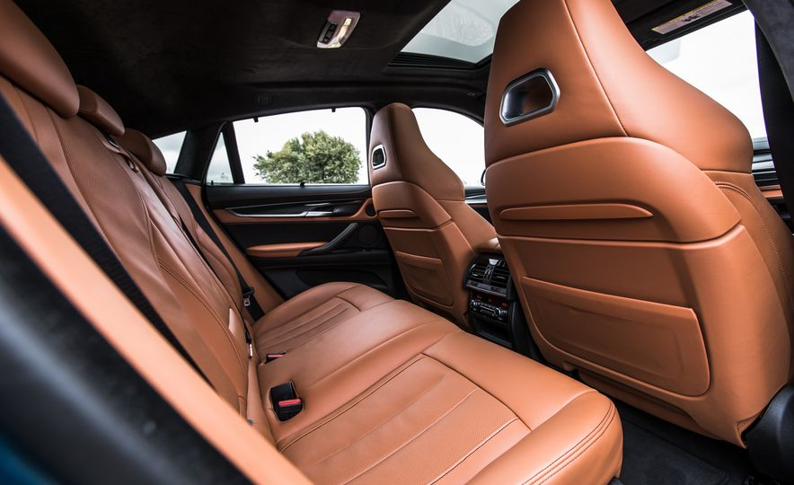 2015 BMW X6 M - Slide 27