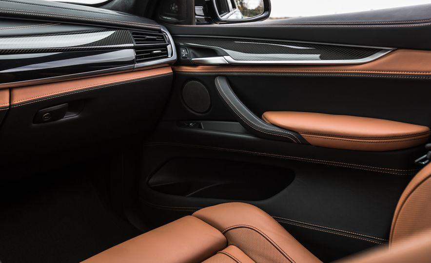 2015 BMW X6 M - Slide 33