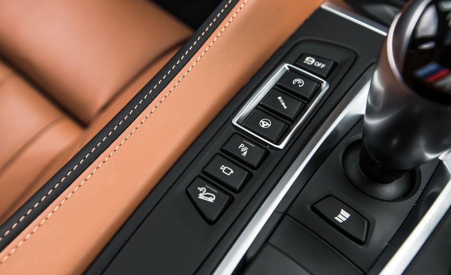 2015 BMW X6 M - Slide 38