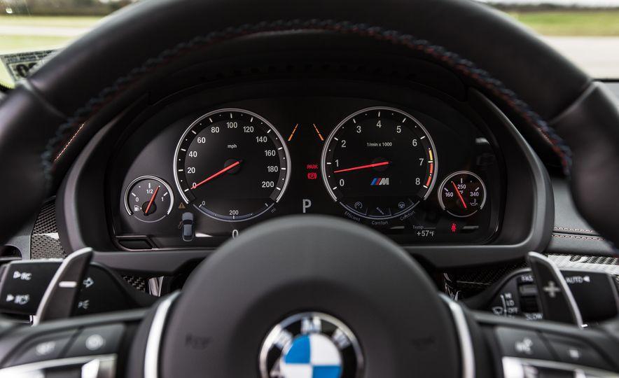 2015 BMW X6 M - Slide 40