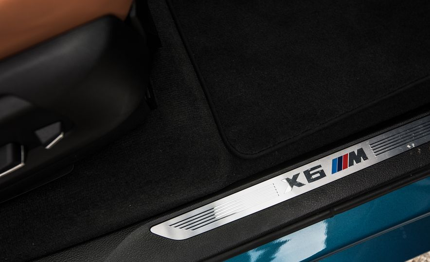 2015 BMW X6 M - Slide 44