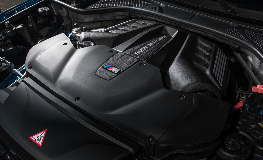 2015 BMW X6 M - Slide 45