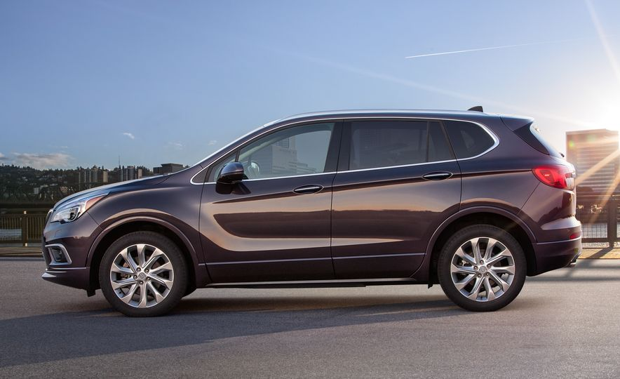 2015 Buick Envision (Chinese spec) - Slide 2