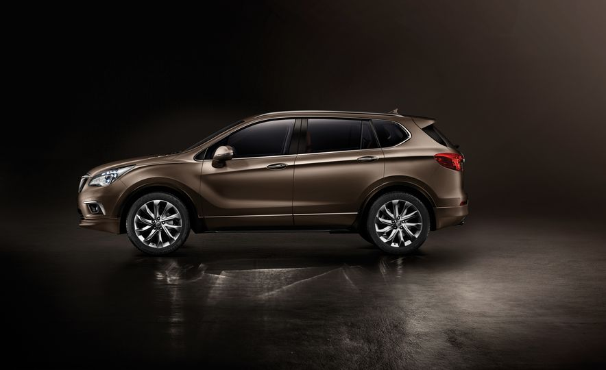 2015 Buick Envision (Chinese spec) - Slide 6