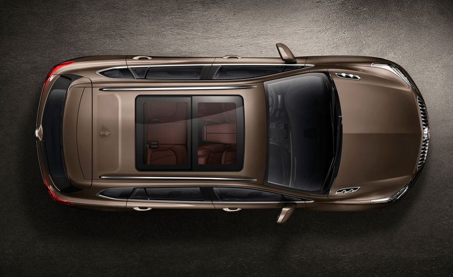2015 Buick Envision (Chinese spec) - Slide 7