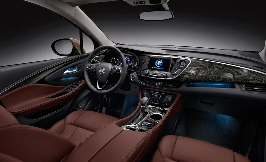 2015 Buick Envision (Chinese spec) - Slide 10