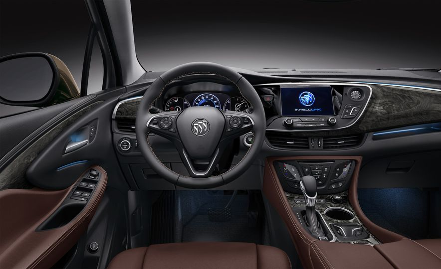 2015 Buick Envision (Chinese spec) - Slide 12