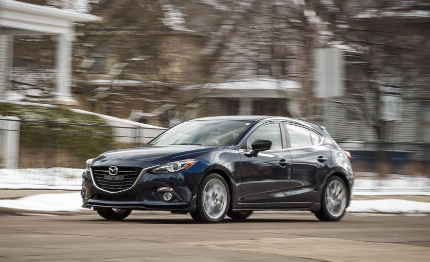 2015 Mazda 3 2.5L hatchback - Slide 10