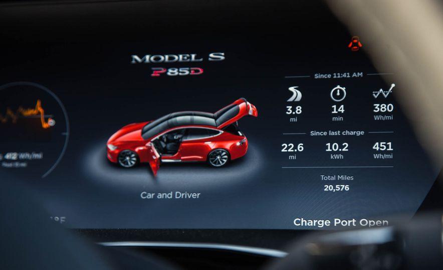 2015 Tesla Model S P85D - Slide 50