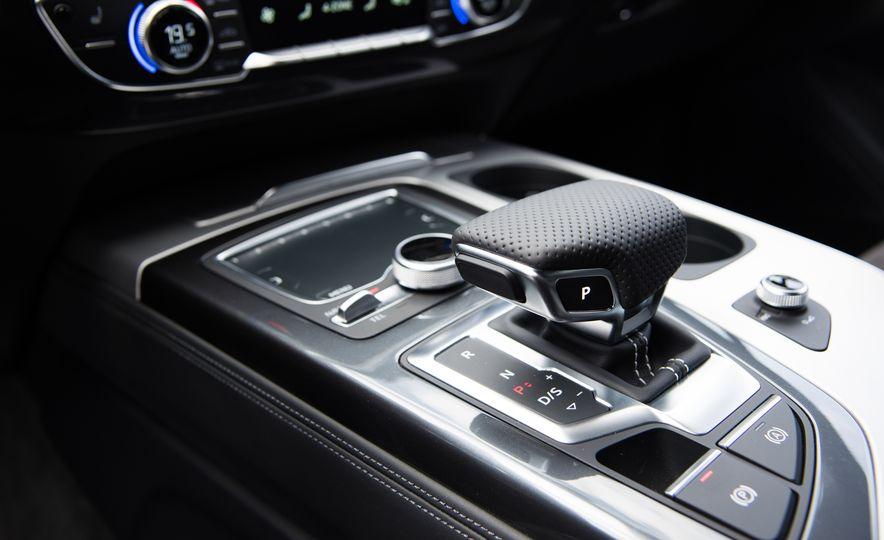 2017 Audi Q7 TDI Quattro - Slide 15