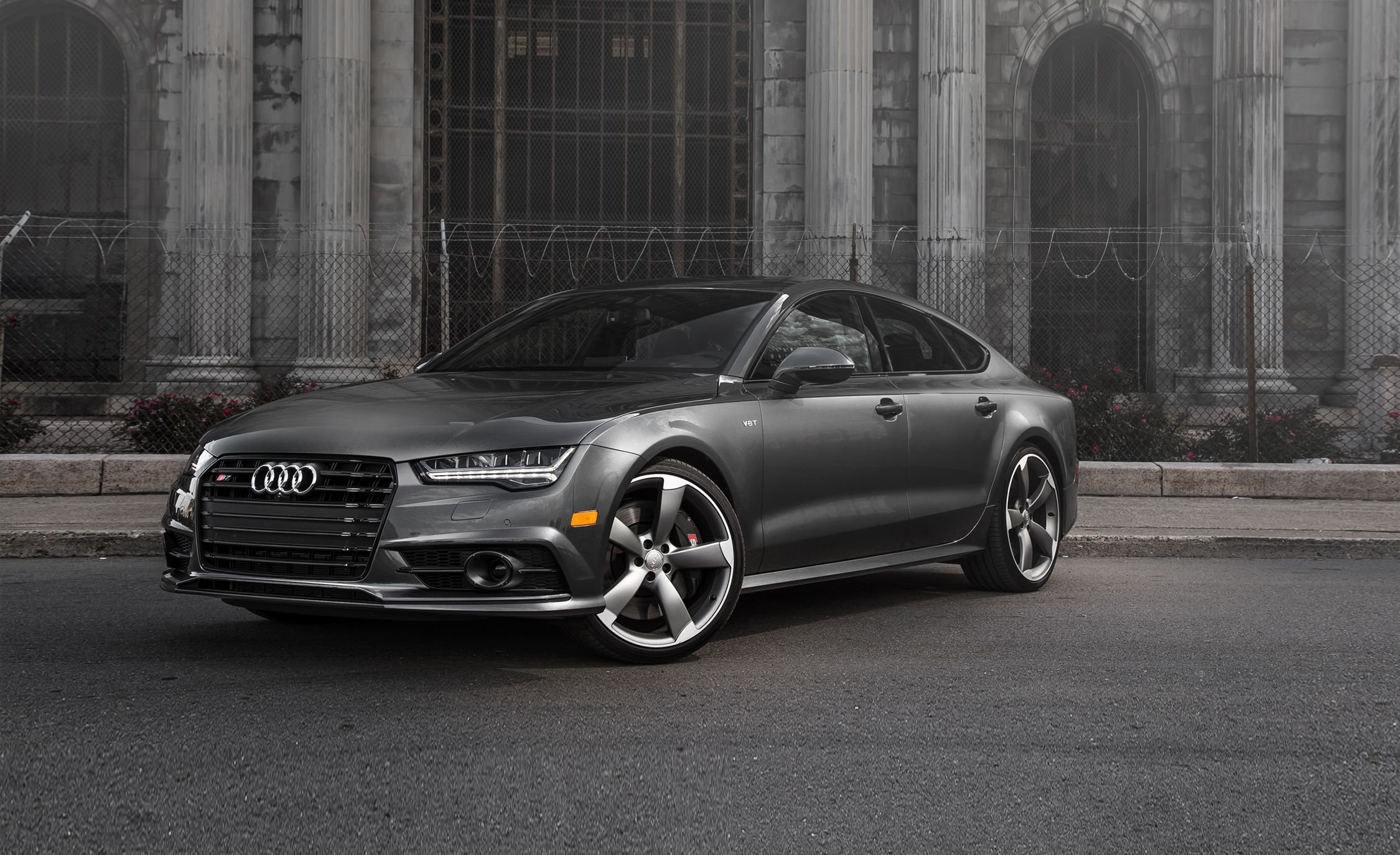 audi s7 reviews audi s7 price photos and specs car and driver. Black Bedroom Furniture Sets. Home Design Ideas
