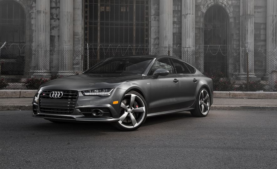 2016 Audi S7 - Slide 1